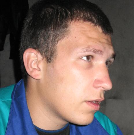 Стариков Михаил