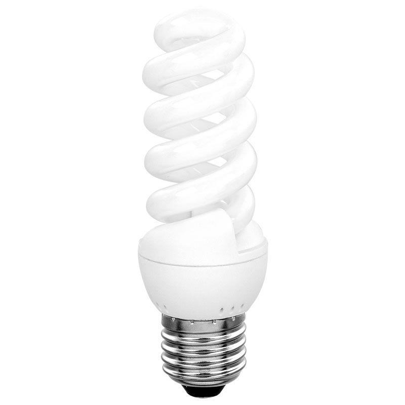 энергосберегающая лампа.