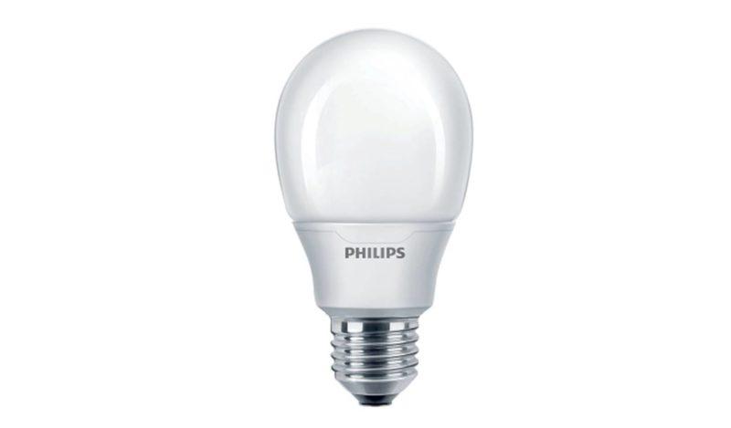 лампа диодная Philips.