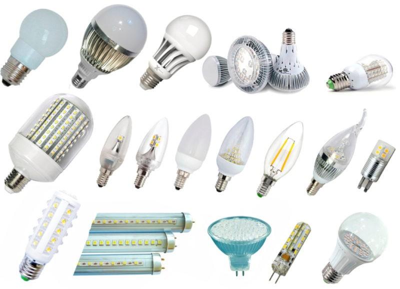 Какие лампочки лучше для дома