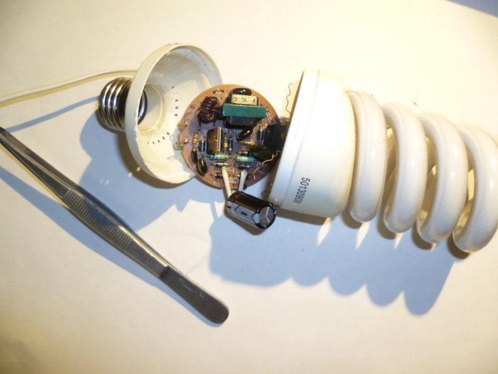 Как правильно сделать светодиодную лампу