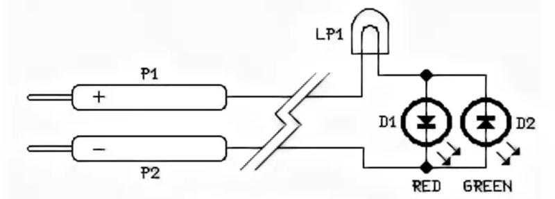 Схема на 12 вольт