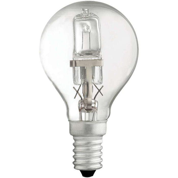 галогенная лампа.