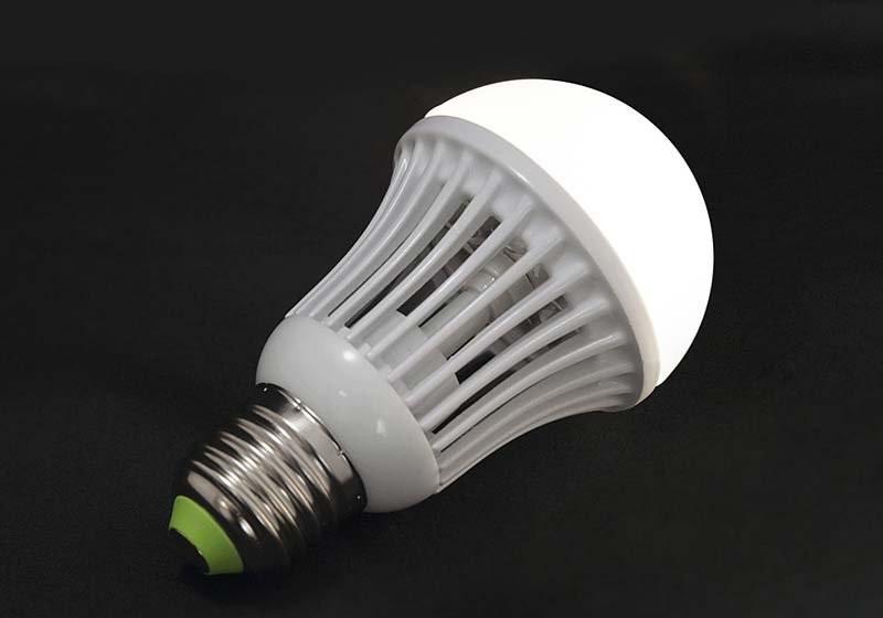 Цветопередача светодиодных ламп