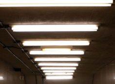 Использование люминесцентных устройств