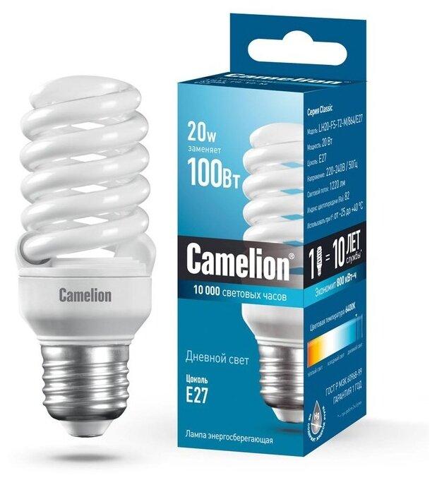 Camelion 10609 E27 T2 20Вт