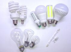 Выбор лампочек для дома