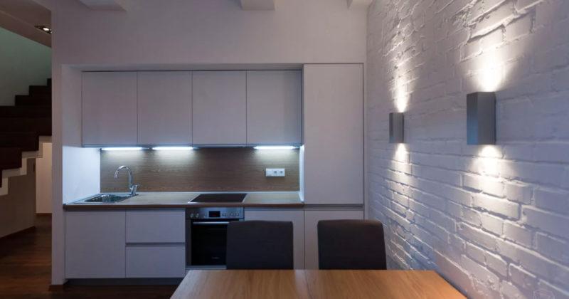 Особенности выбора люстры для освещения кухни