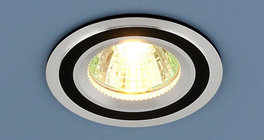 Стационарный светильник без регулировки направления света.