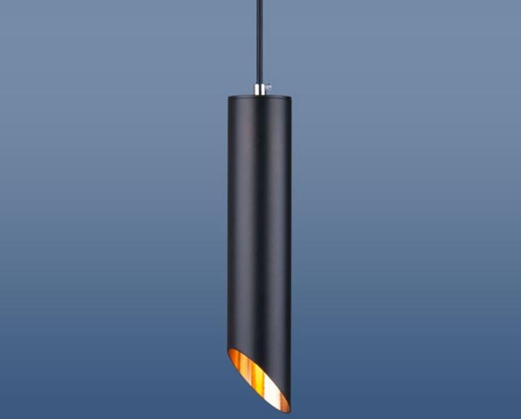 Стильный подвесной светильник.