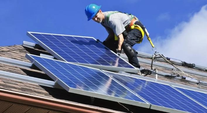 Виды и способы установки солнечных панелей