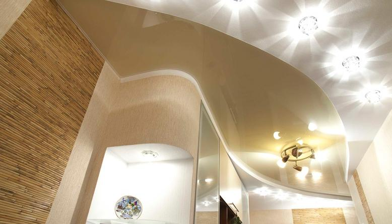 Расчет количества точечных светильников для натяжных потолков