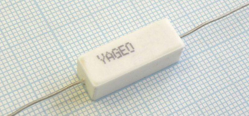 Резистор 3 Вт.