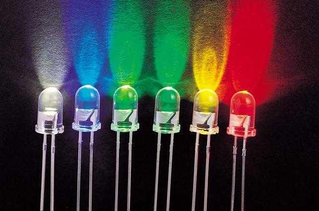 Подробно о напряжении светодиода