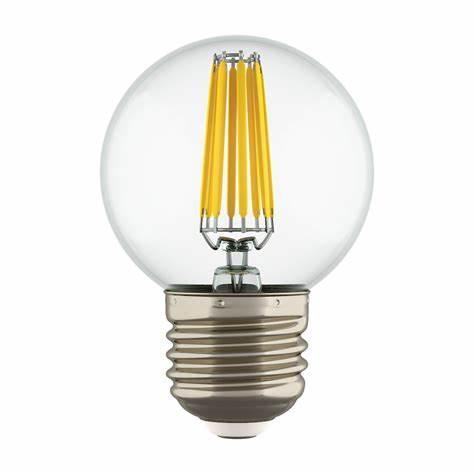 Описание основных типов лампочек