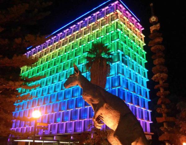 Особенности архитектурно-художественной подсветки зданий