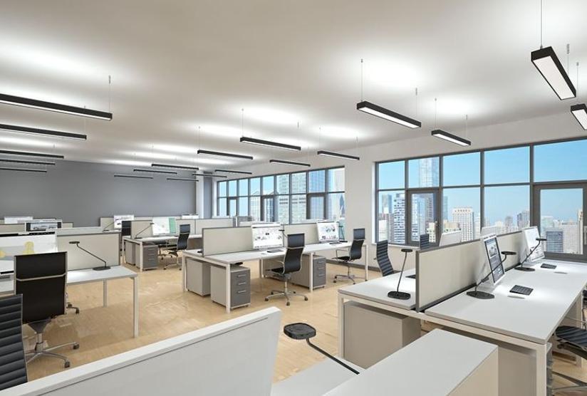 Требования к освещению для офисных помещений