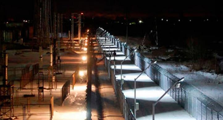 освещение должно обеспечивать нужный уровень безопасность объекта.