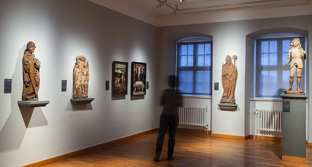 Особенности светодиодного освещения музеев, выставок и галерей