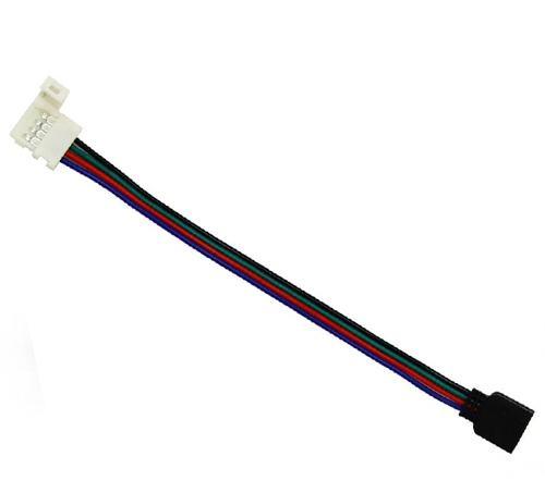 Коннектор для соединения RGB-ленты.