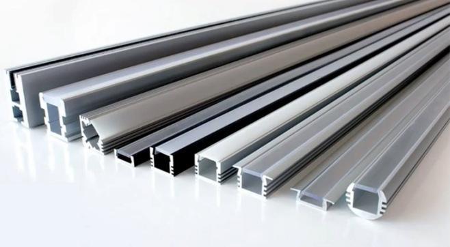 варианты алюминиевого профиля