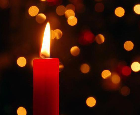 Яркость свечения в одну канделу