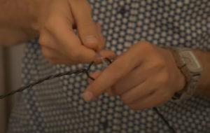 Как сделать гирлянду из лампочек своими руками