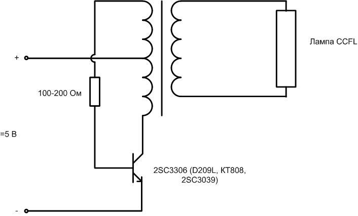 Переделка подсветки монитора на светодиодную