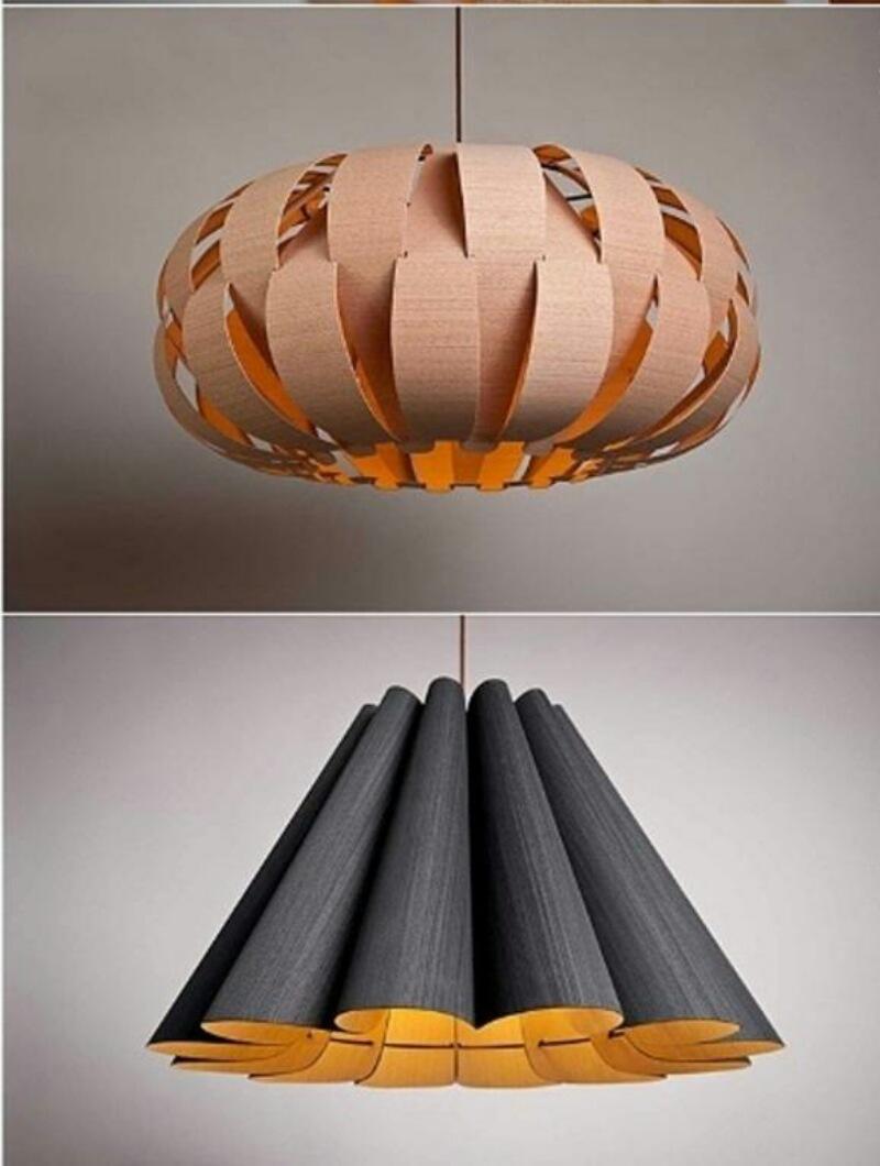 Современные люстры и потолочные светильники в интерьере