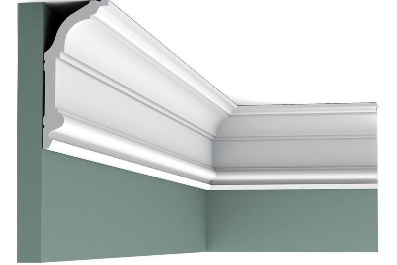 Подсветка потолка светодиодной лентой под плинтусом