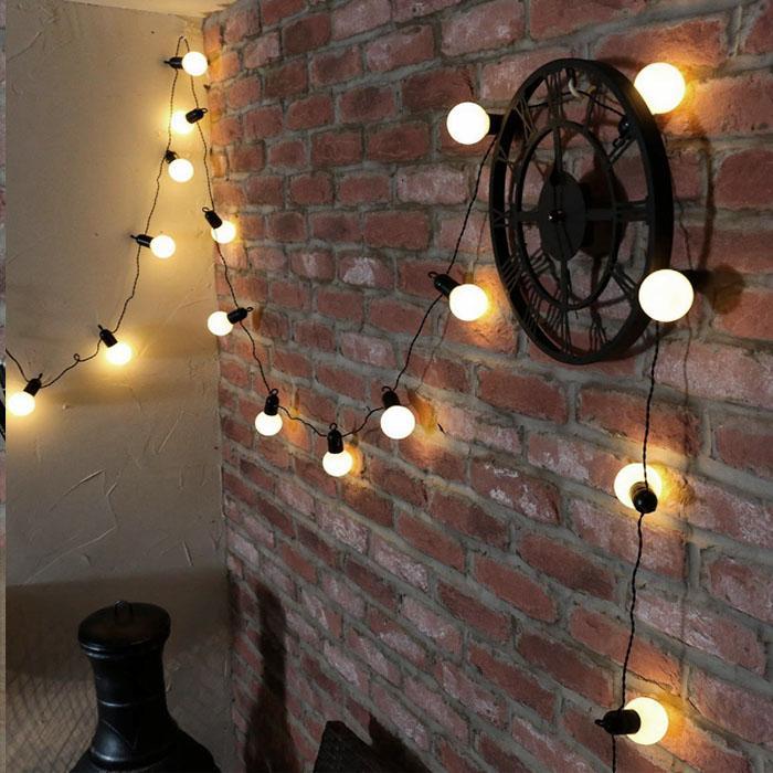 Настенные светильники своими руками — из подручных материалов
