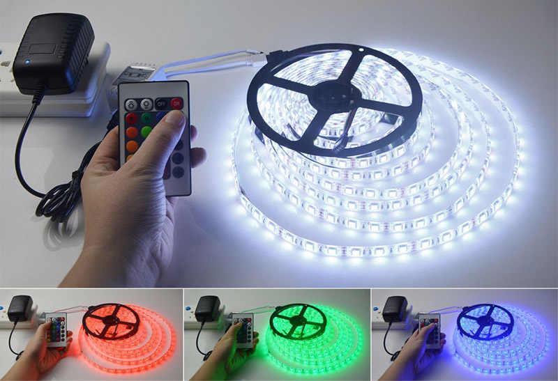 Как сделать потолочный светильник из светодиодной ленты