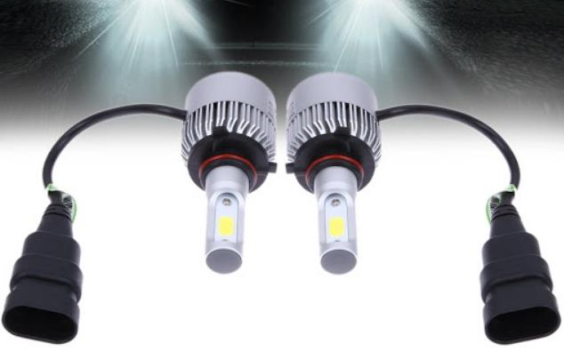 7 лучших светодиодных ламп для авто