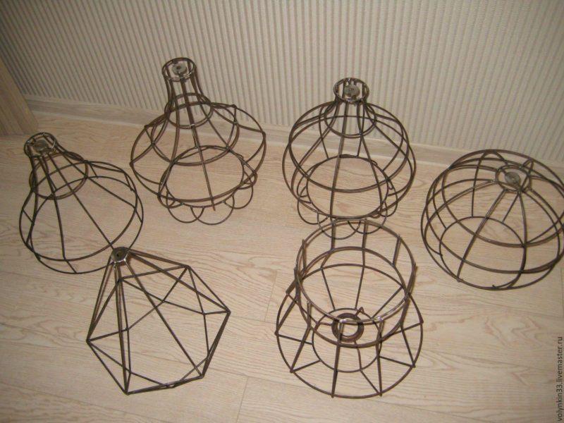 Пошаговая инструкция по изготовлению абажура своими руками