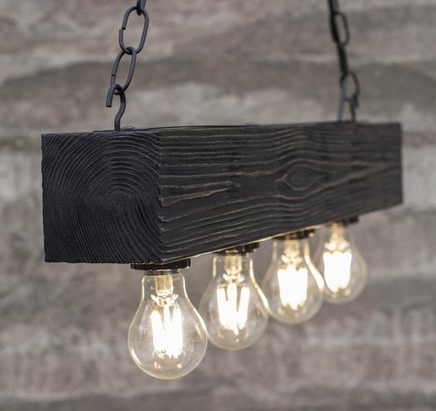 Самодельные деревянные светильники — подробная инструкция