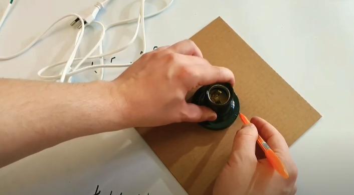 Делаем ночник в домашних условиях — пошаговая инструкция с фото