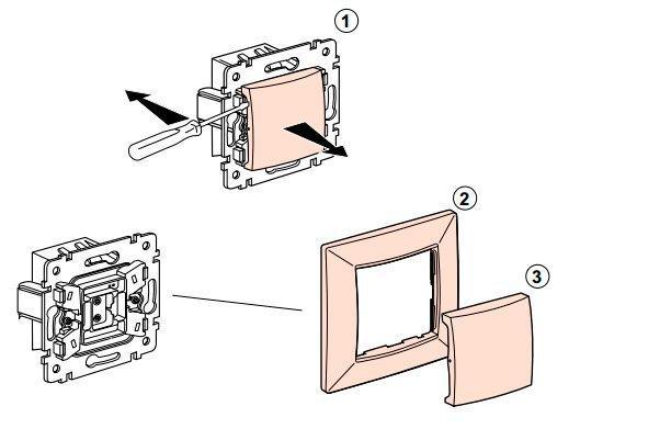 Как установить выключатель света с одной клавишей — схемы подключения