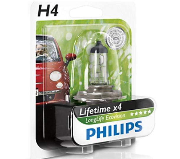 Рейтинг автомобильных ламп H4 головного света