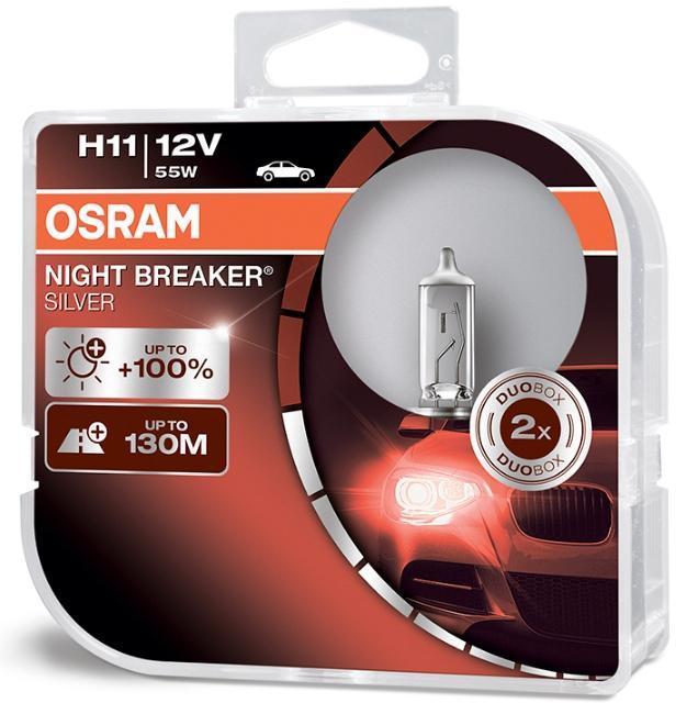 Рейтинг автомобильных ламп Н11