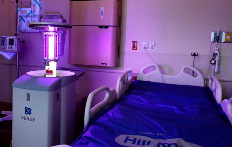 Освещение в медицинских учреждениях