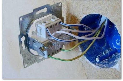 Как работает выключатель света в квартире