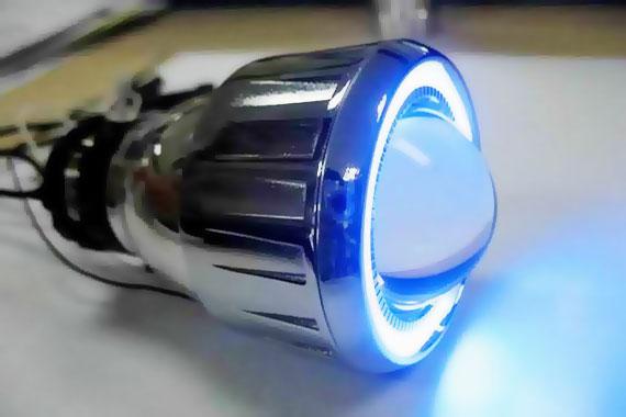 Как самостоятельно установить ксеноновые лампы
